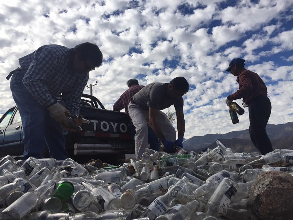 Cuidar el medio ambiente es tarea de todos en Combarbalá.