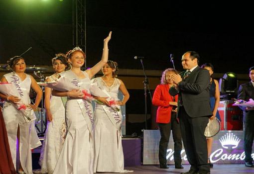 Consuelo Paz Sáez Rebolledo es la nueva Miss Combarbalá 2017 - 2018