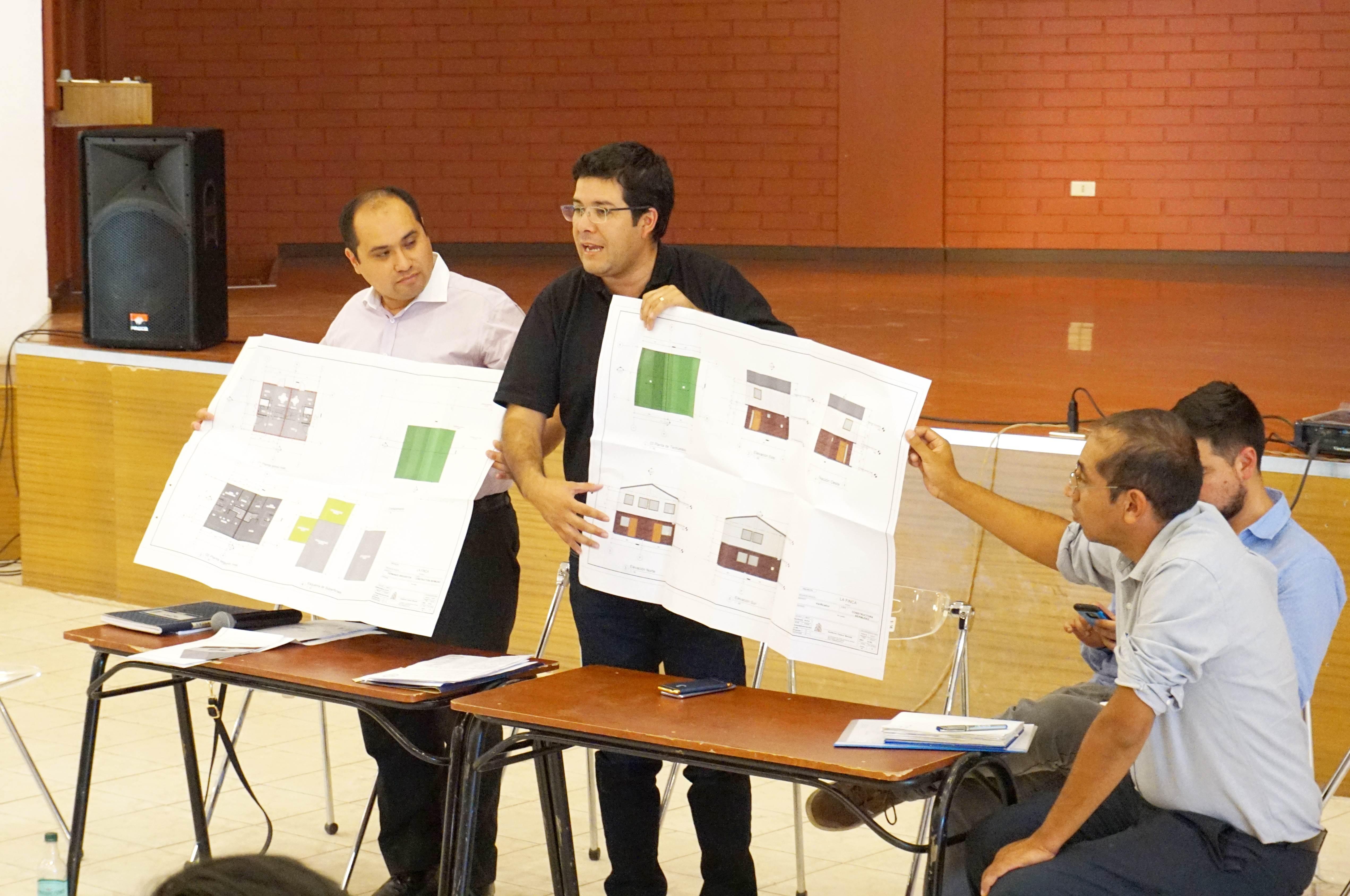 60 nuevas viviendas serán construidas en Combarbalá y serán para el comité...