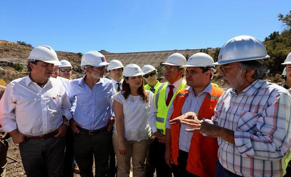 En la agenda 2019: Presidente Piñera nuevamente nos da la esperanza,dos embalses en Combarbalá.