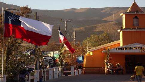 Fiesta religiosa de la Virgen de la Piedra se realizara  el 04 y 05 de mayo en Combarbalá.