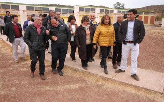 Construcción de la casa de acogida  en Combarbalá ya tiene los recursos para iniciar las obras.