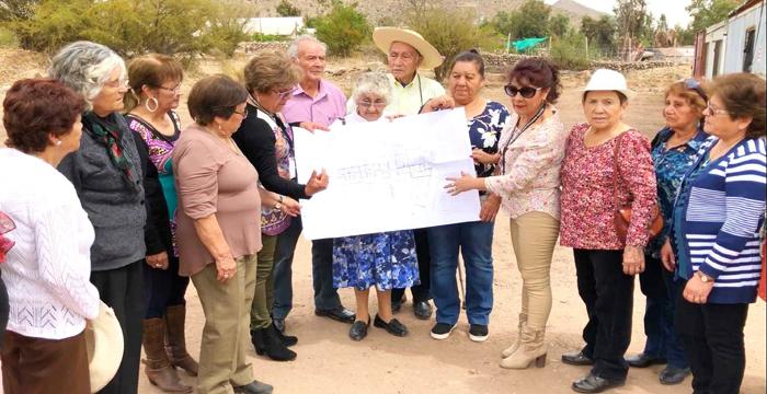 En noviembre del 2019 estará lista la casa de acogida para adultos mayores en Combarbalá.