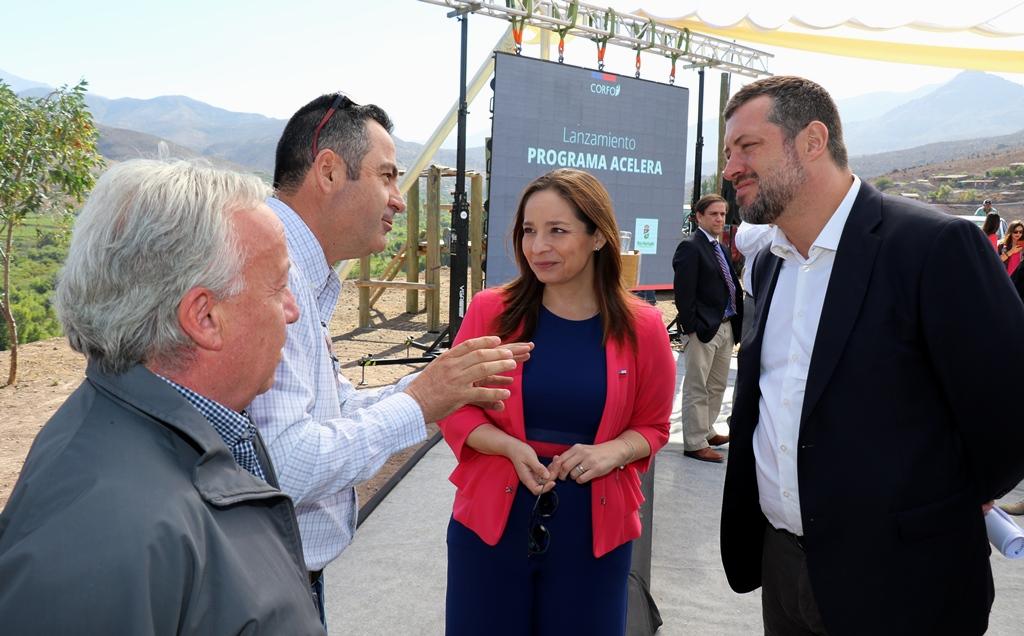 Proyecto Acelera de CORFO llega a Combarbalá y potenciará empresas para 2019.