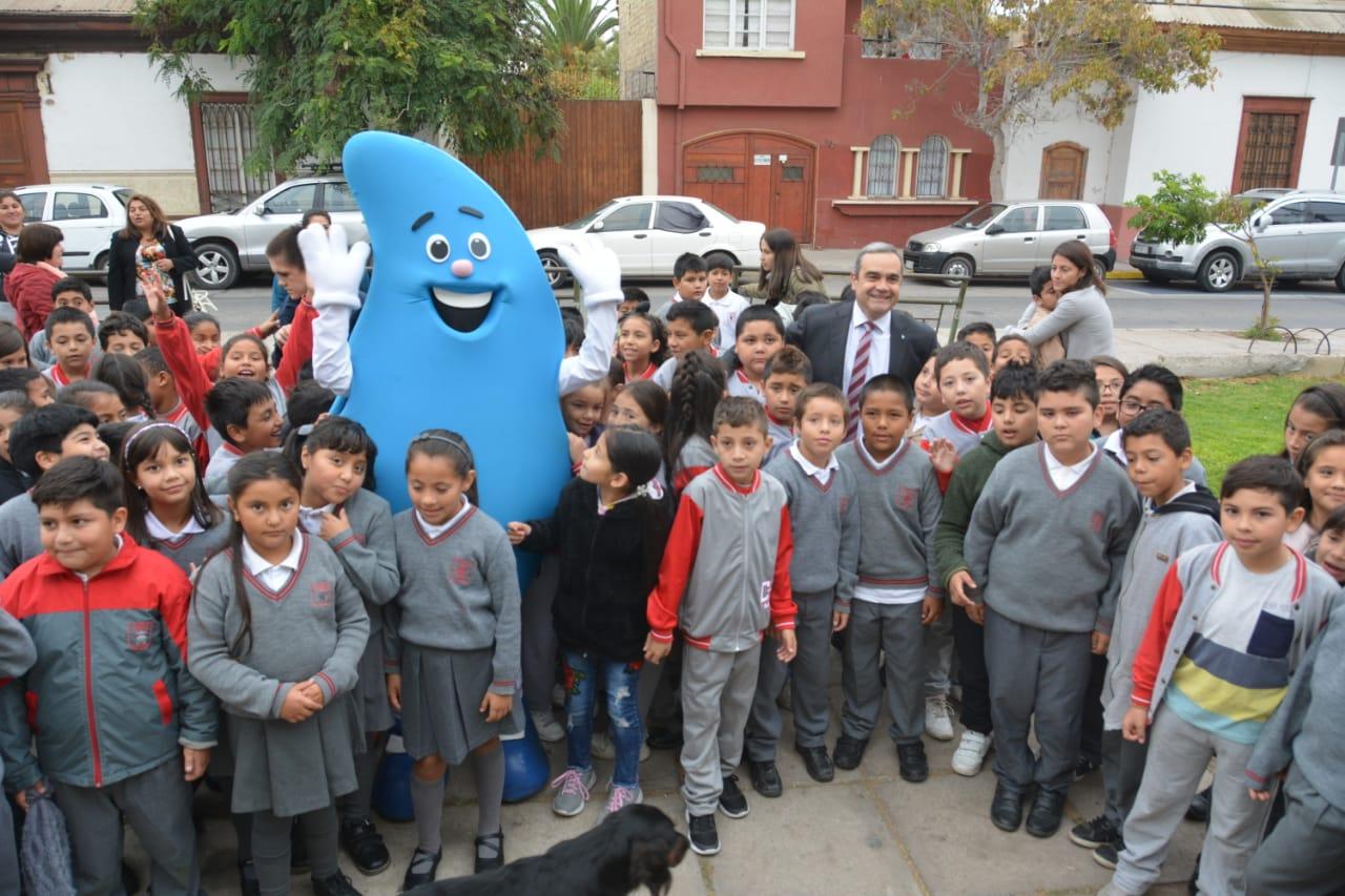 15 mil niños de la región aprenderán a cuidar el agua