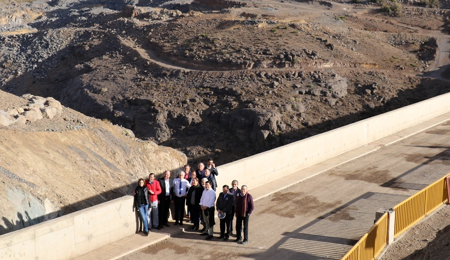 La escasez hídrica es hoy seguiremos avanzando en eficiencia hídrica estructural 4 nuevos embalses para la IV Región ellos son La tranca río Cogoti, Murallas Viejas río Combarbalá, Canelillo y Rapel.