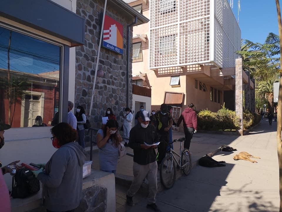 Todo vecino de la ciudad de Combarbala y de la comuna debe usar mascarilla en los espacios públicos de la comuna.