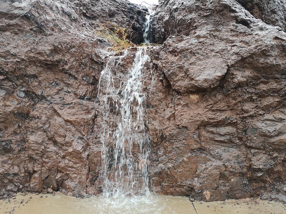 Pluviómetro al 29 junio del 2020 agua caída 26,2 mm mas menos. A la fecha total 109,2 mm mas menos. En las cuatro lluvias del mes de junio 2020.